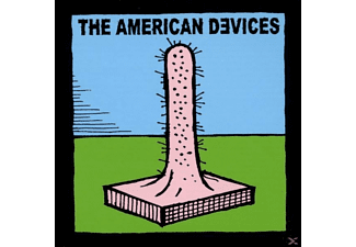 The American Devices - Devises Americaines - (CD)