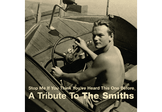 VARIOUS - Tribute To The Smiths-Stop Me If You Think You've - (CD)