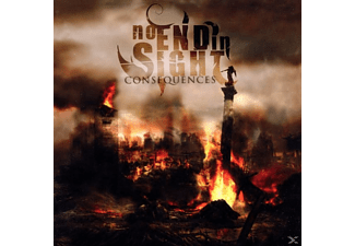 No End In Sight - Consequences [CD]