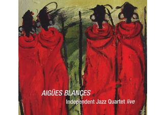Independent Jazz Quartet - Aigües Blances - (CD)