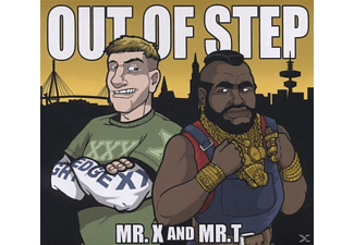 Out Of Step - Mr.X and Mr.T - (CD)