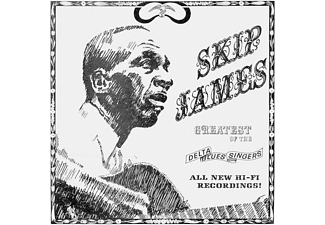 Skip James - Greatest Of The Delta Blues Singers [Vinyl]