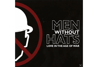Men Without Hats - Love In The Age Of War [CD]