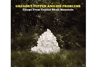 Gregory & His Problems Pepper - Escape From Crystal Skull Mountain - (CD)