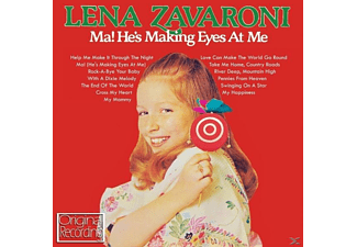 Lena Zavaroni, André Previn - Ma! He's Making Eyes At Me - (CD)