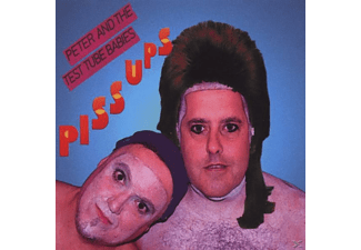 Peter And The Test Tube Babies - Pissups - (CD)