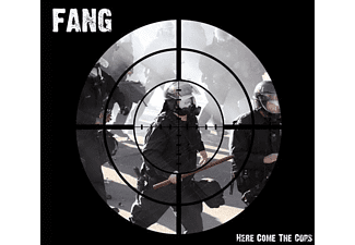 Fang - Here Come The Cops - (CD)