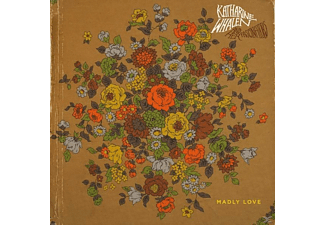 Whalen Katharine - Madly Love - (CD)