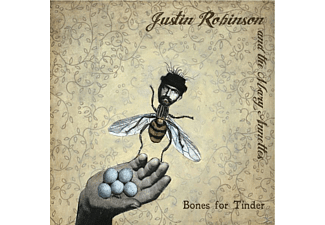 Justin & The Mary Annettes Robinson - Bones For Tinder - (CD)