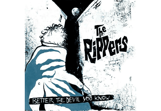 The Rippers - Better The Devil You Know - (Vinyl)