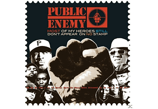 Public Enemy - Most Of My Heroes Still Don't Appea - (Vinyl)