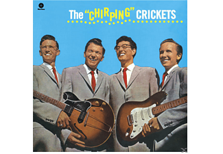 CRICKETS,THE & Holly, Buddy - The Chirping Crickets+4 Bonus Tracks! [Vinyl]