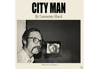 Lonesome Shack - City Man - (Vinyl)