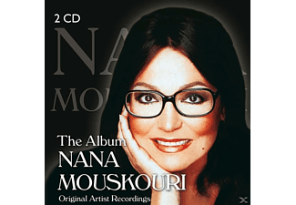 Nana Mouskouri - The Album [CD]
