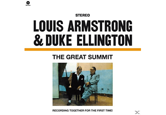 Louis Armstrong - The Great Summit - (Vinyl)