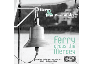 Gerry And The Pacemakers - Ferry Cross The Mersey-The Hits - (CD)