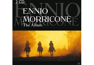 Ennio Morricone - The Album [CD]
