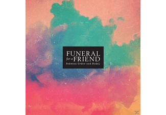 Funeral For A Friend - Between Order And Model [Orange Vin - (Vinyl)