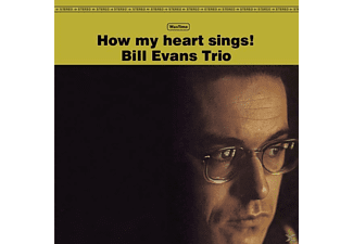 Bill Evans, Bill Trio Evans - How My Heart Sings+1 Bonus T [Vinyl]