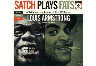 Louis Armstrong - Satch Plays Fats (Ltd.Edt 180 - (Vinyl)