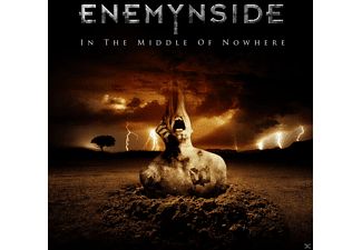 Enemynside - In The Middle Of Nowhere - (CD)