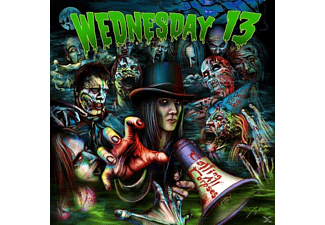 Wednesday 13 - Calling All Corpses - (CD)