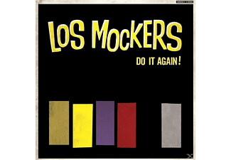 Los Mockers - Do It Again! - (Vinyl)