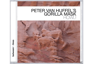 Peter Van Huffel Gorilla Mask - Howl! - (CD)