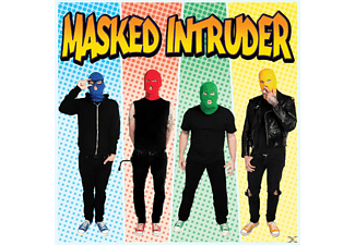 The Masked Intruder - Masked Intruder - (Vinyl)