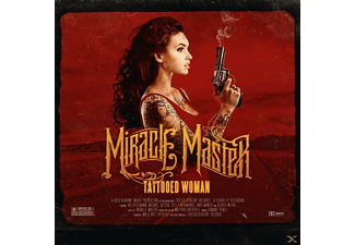 Miracle Master - Tattooed Woman [Vinyl]