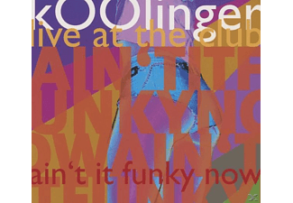 Koolinger - Aint It Funky Now [CD]