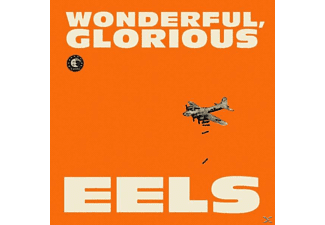 Eels - Wonderful,Glorious - (EP (analog))