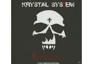 Krystal System - Rage (Limited) [CD]