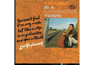 Lee Hazlewood - Trouble In A Lonesome Town - (Vinyl)