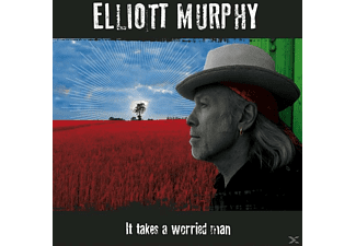 Elliot Murphy - It Takes A Worried Man (Lp+Cd) - (LP + Bonus-CD)