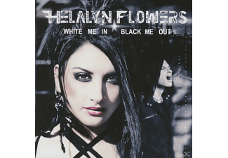 Helalyn Flowers - White Me In/Black Me Out [CD]