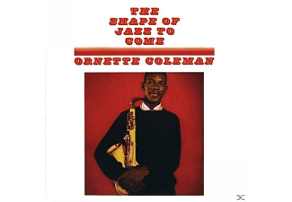 Ornette Coleman - The Shape Of Jazz To Come - (Vinyl)