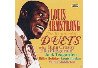 Louis Armstrong - The Wonderful Duets - (CD)