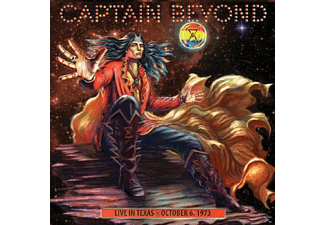 Captain Beyond - Live In Texas - (Vinyl)