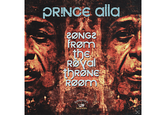 Prince Alla - Songs From The Royal Throne Room - (Vinyl)