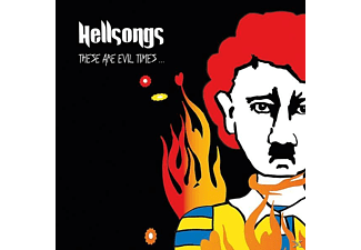 Hellsongs - These Are Evil Times - (LP + Bonus-CD)