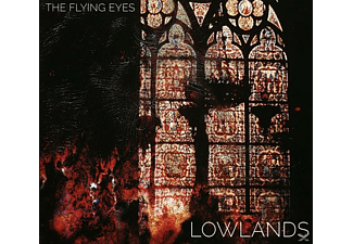 The Flying Eyes - Lowlands - (CD)