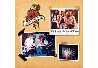 Hollywood Rose - Roots Of GUns N' Roses - (CD)