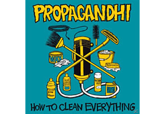 Propaghandi - How To Clean Everything (Reissue) - (Vinyl)
