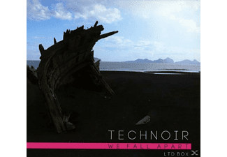 Technoir - We Fall Apart (Limited) [CD]