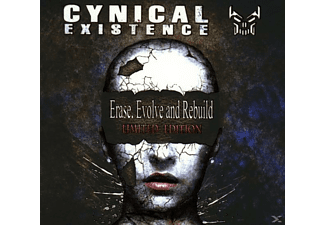 Cynical Existence - Erase, Evolve And Rebuild (Limited) - (CD)
