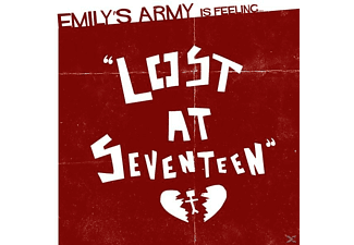 Emily's Army - Lost At Seventeen - (LP + Bonus-CD)