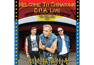D.O.A. - Welcome To Chinatown: D.O.A.Live [Vinyl]