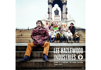 Various/Lee Hazlewood Industries 1966-1971 - There's A Dream I've Been Saving- - (CD + Buch)