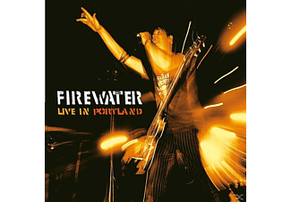 Firewater - Live In Portland - (LP + Download)